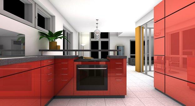 Réparation, nouveau design, personnalisation de cuisine?