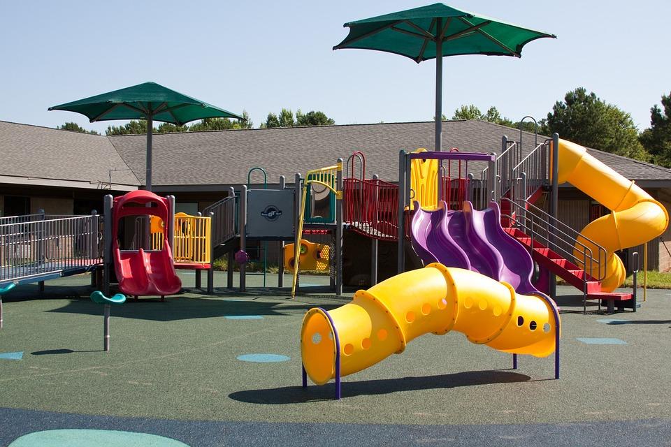 L'air de jeux, un espace approprié pour l'épanouissement des enfants de tous types d'âges