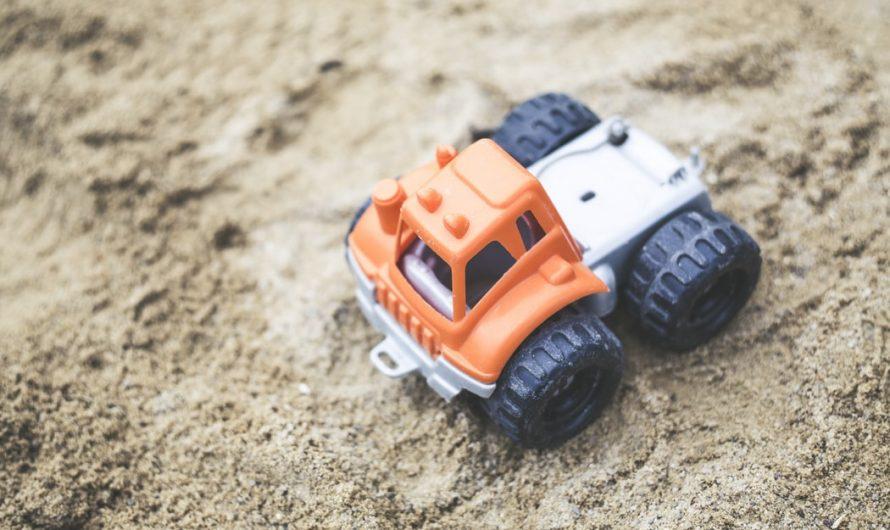 Le tracteur pour enfant, votre bébé a trouvé son  nouveau meilleur jouet